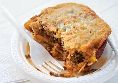 Fried Plantain Meat Pies (Piononos)