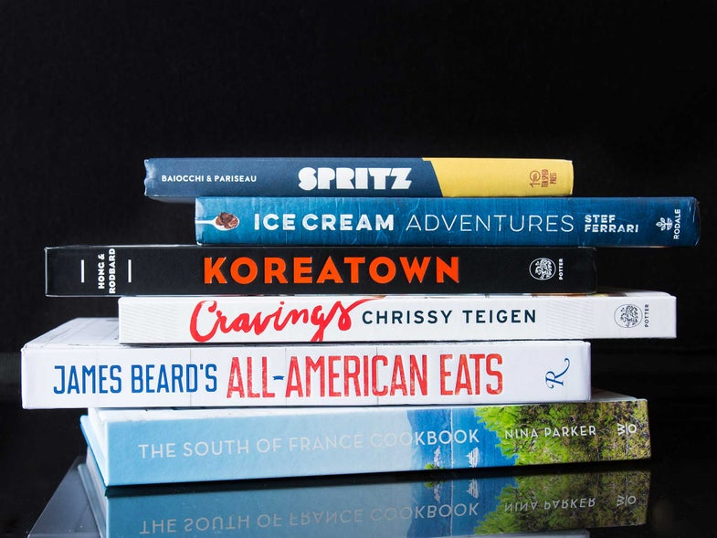 The 7 Spring Cookbooks We Can't Stop Reading