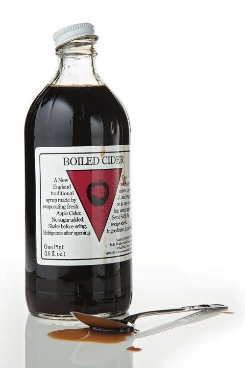 Fruit Forward: Wood's Boiled Cider