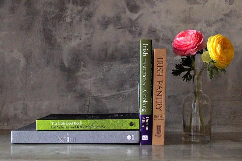 The SAVEUR Bookshelf: New Irish Cookbooks