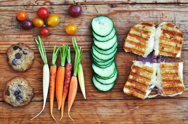How Phyllis Grant of Dash & Bella Packs a Lunch