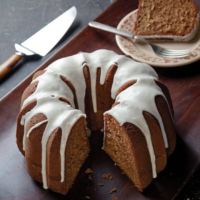 Honey-Spice Cake (Lekach)