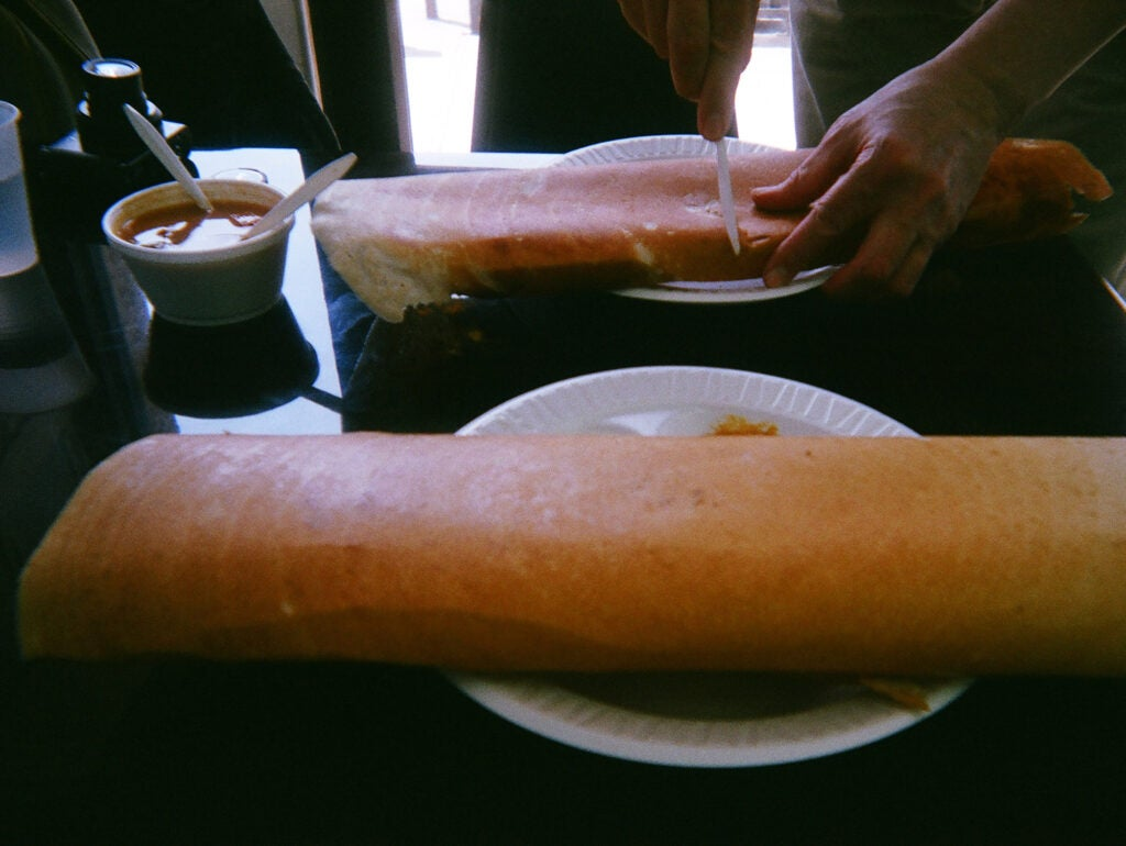 Butter Dosa in Jersey City