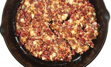 Heavenly Hash: The Greenbrier's Corned Beef Skillet