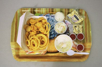 Eating in Maine: In the Front Yard, Doug's Seafood