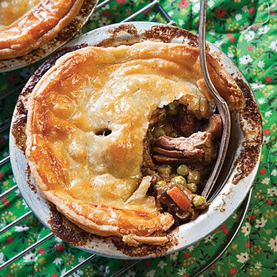 Recipes from Lincolnshire, England
