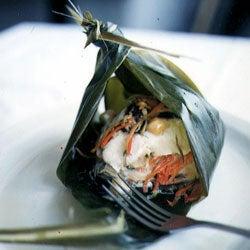 Seafood Laulau