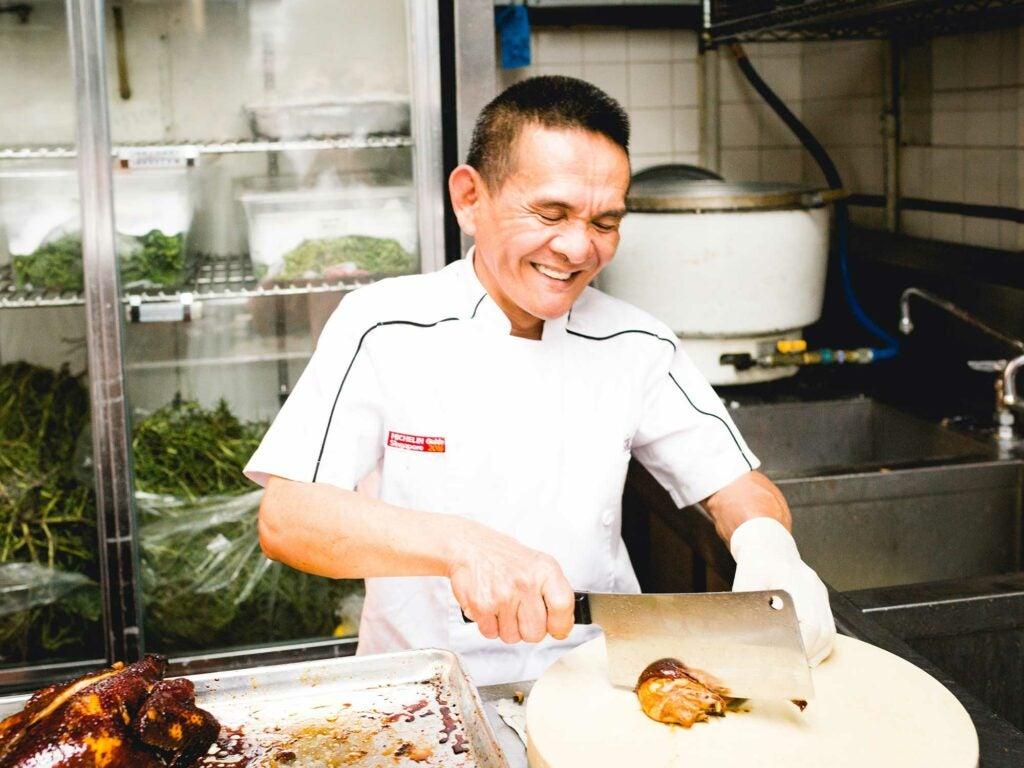 Chan Hon Meng