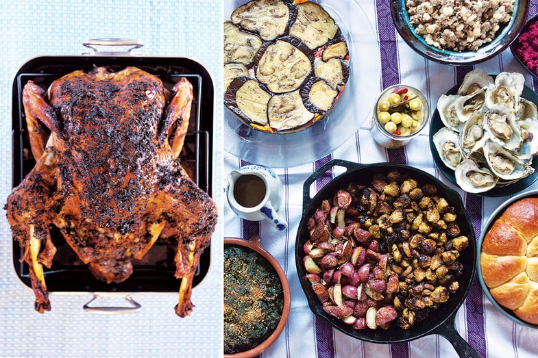 Menu: A Chesapeake Bay Thanksgiving