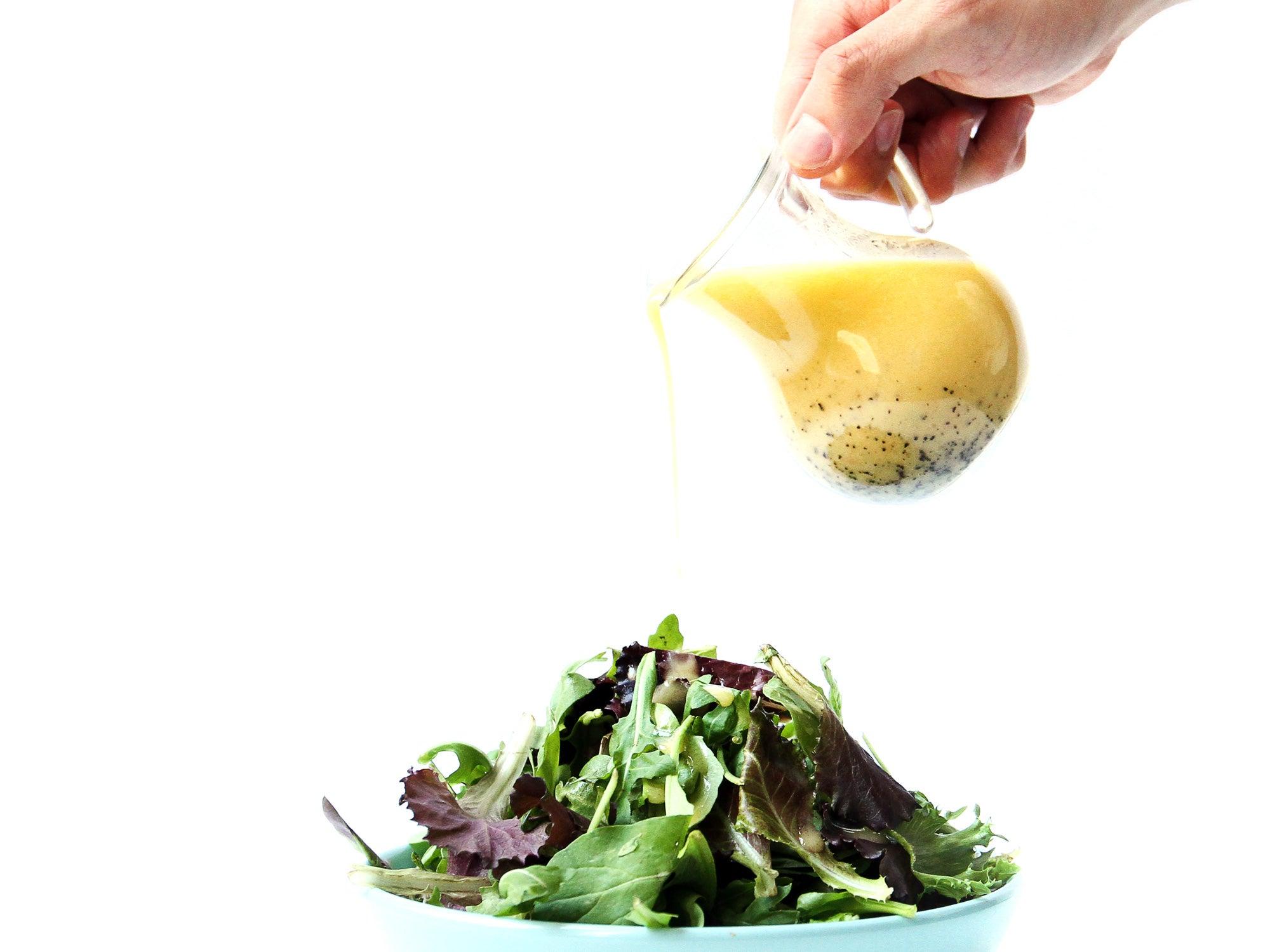 Put Papaya Seeds in Your Salad Dressing