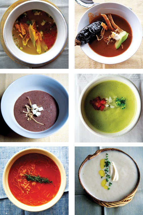 The Soups of Mexico