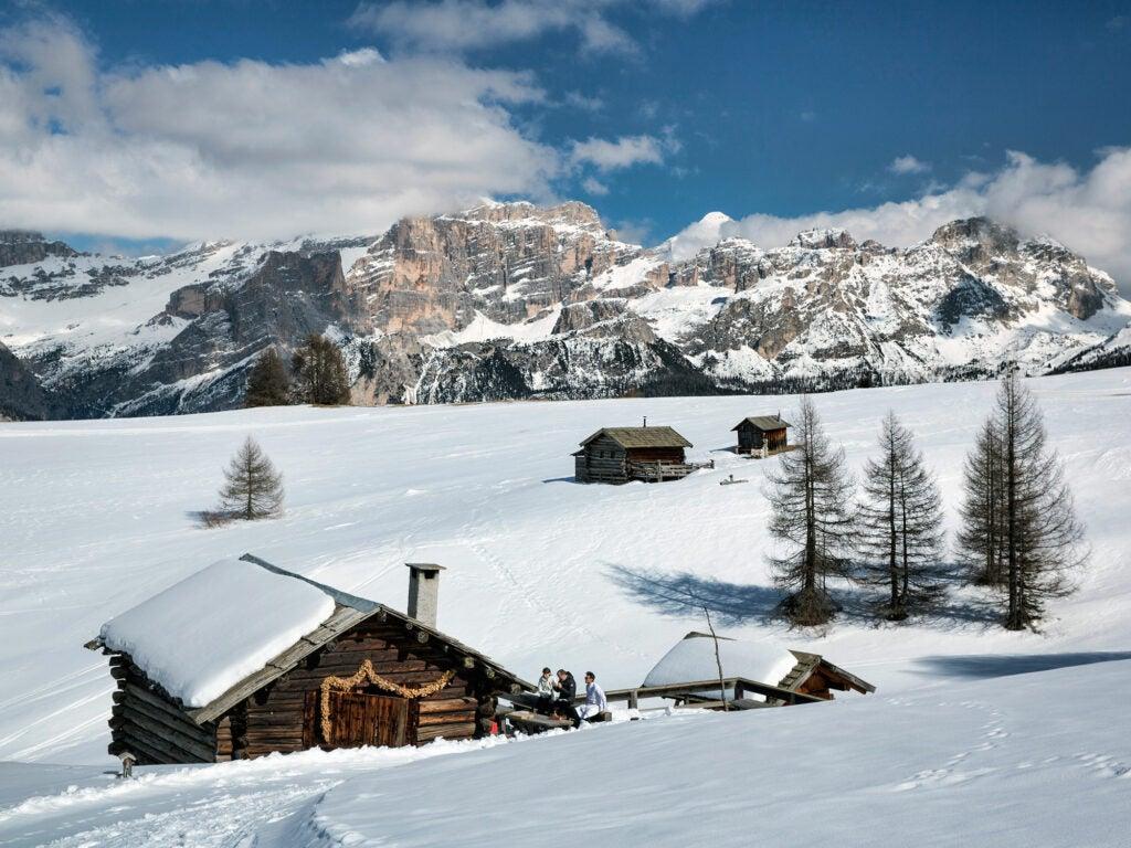 The Pizzinini cabin