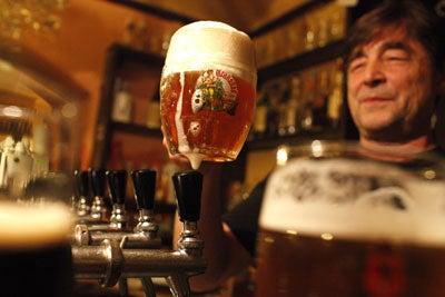 Czech Beer Revolution