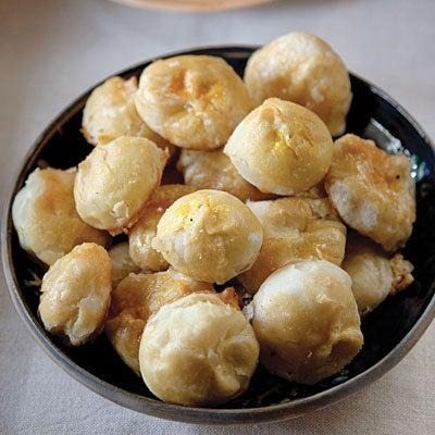Kartofl Knish (Potato Knish)