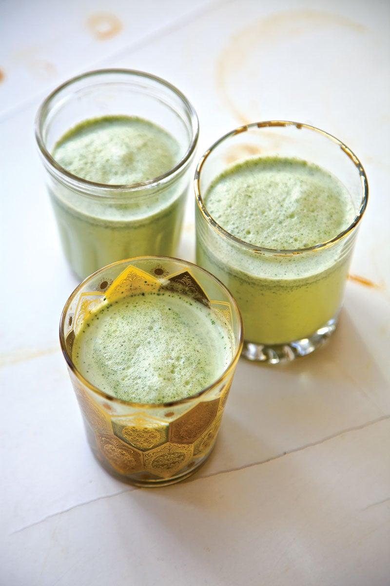 Bangladeshi Spiced Yogurt Drink (Burhani)