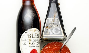 BLiS Syrups, Vinegars and Roes