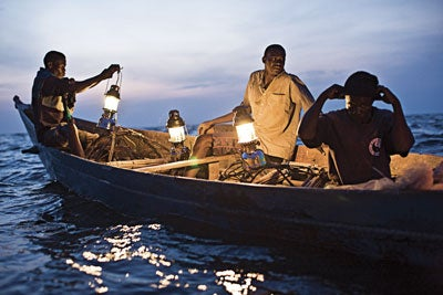 A Life on the Water in Kenya