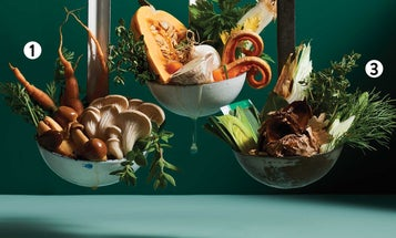 Create Flavored Stocks and Broths From Scratch