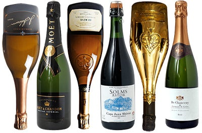 14 Truly Special Holiday Bubblies