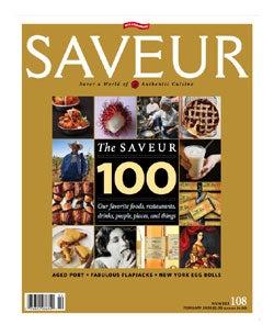 The 2008 SAVEUR 100