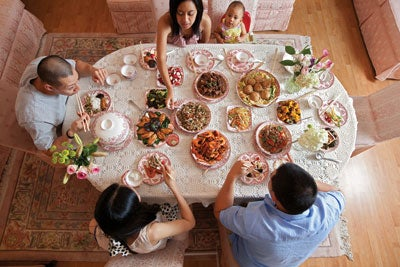 Menu: A Home-Cooked Chinese Meal
