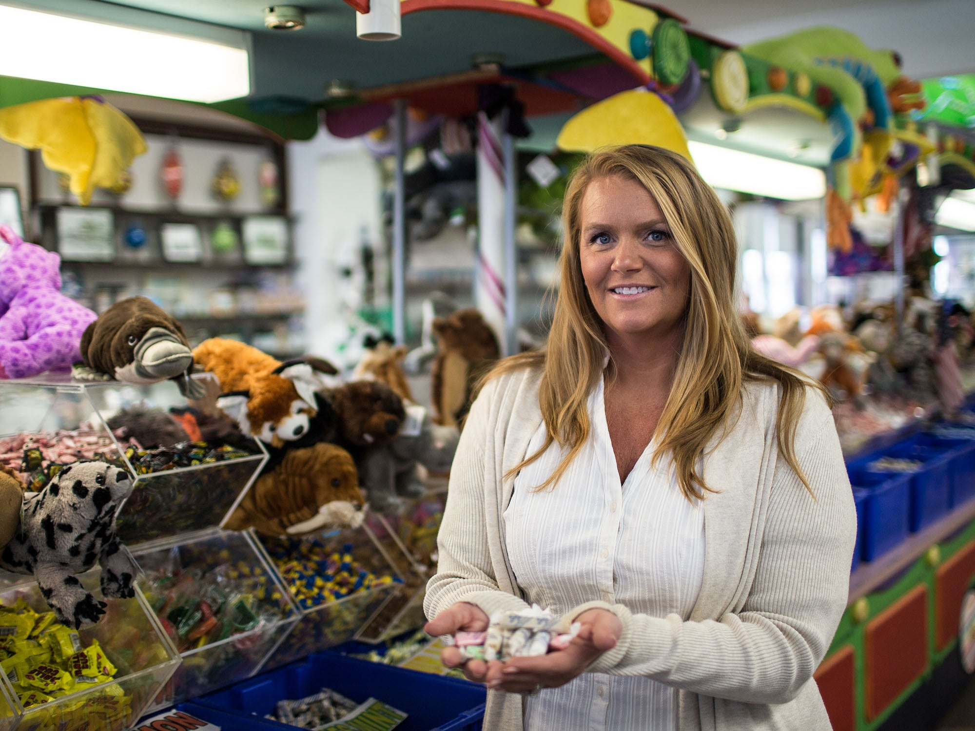 The Woman Who's Dedicated Over 20 Years of Her Life to Jersey Salt Water Taffy