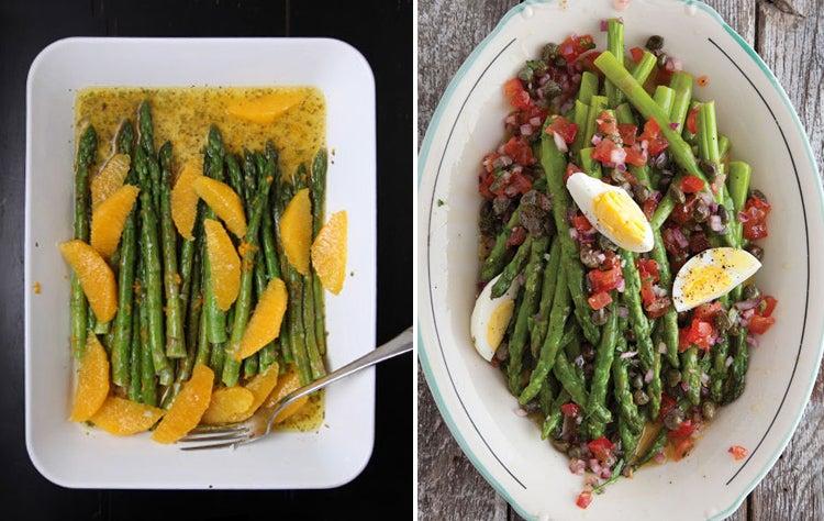 One Ingredient, Many Ways: Asparagus