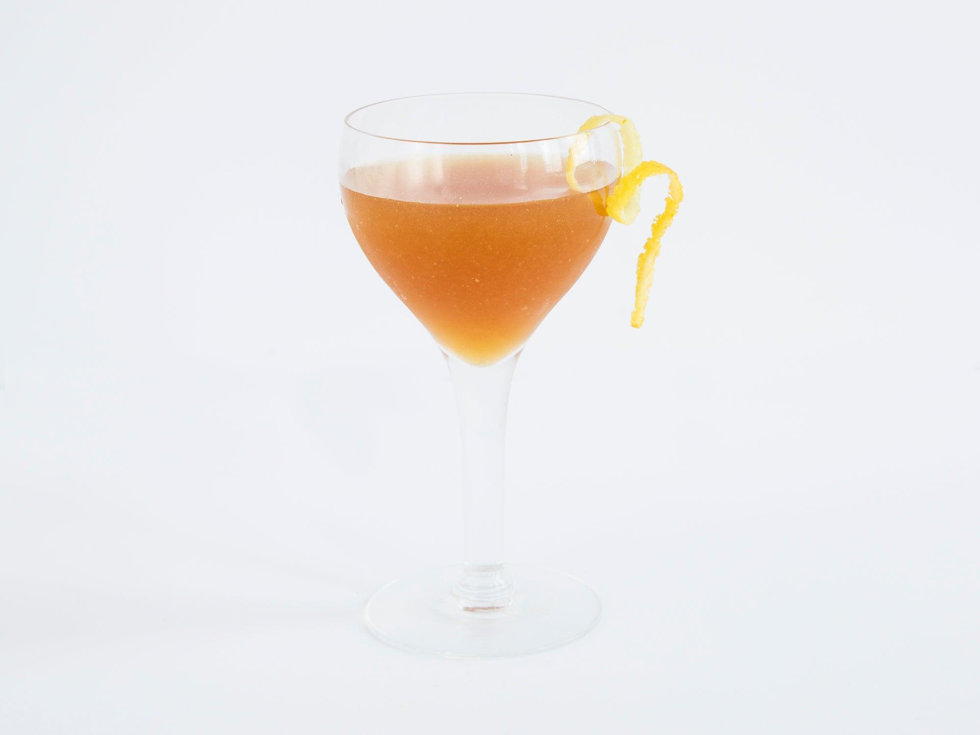 Saveur Sour cocktail