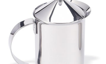 One Good Find: Stainless Steel Milk Frother