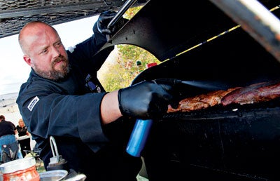 The Winner's Circle: Competition Barbecue