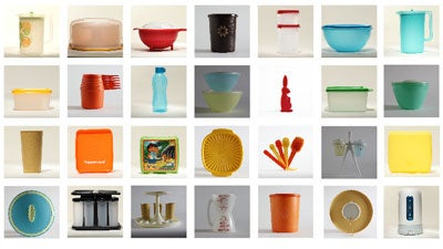 Tupperware Through the Ages