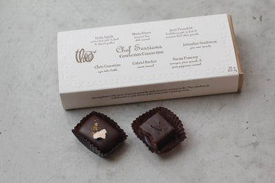 Chef-Inspired Chocolates For a Cause