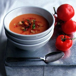 The Cold Comfort of Gazpacho