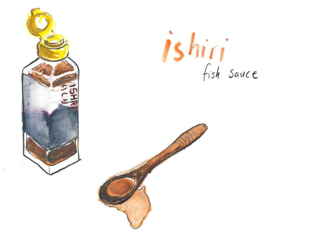 """Ishiri"""