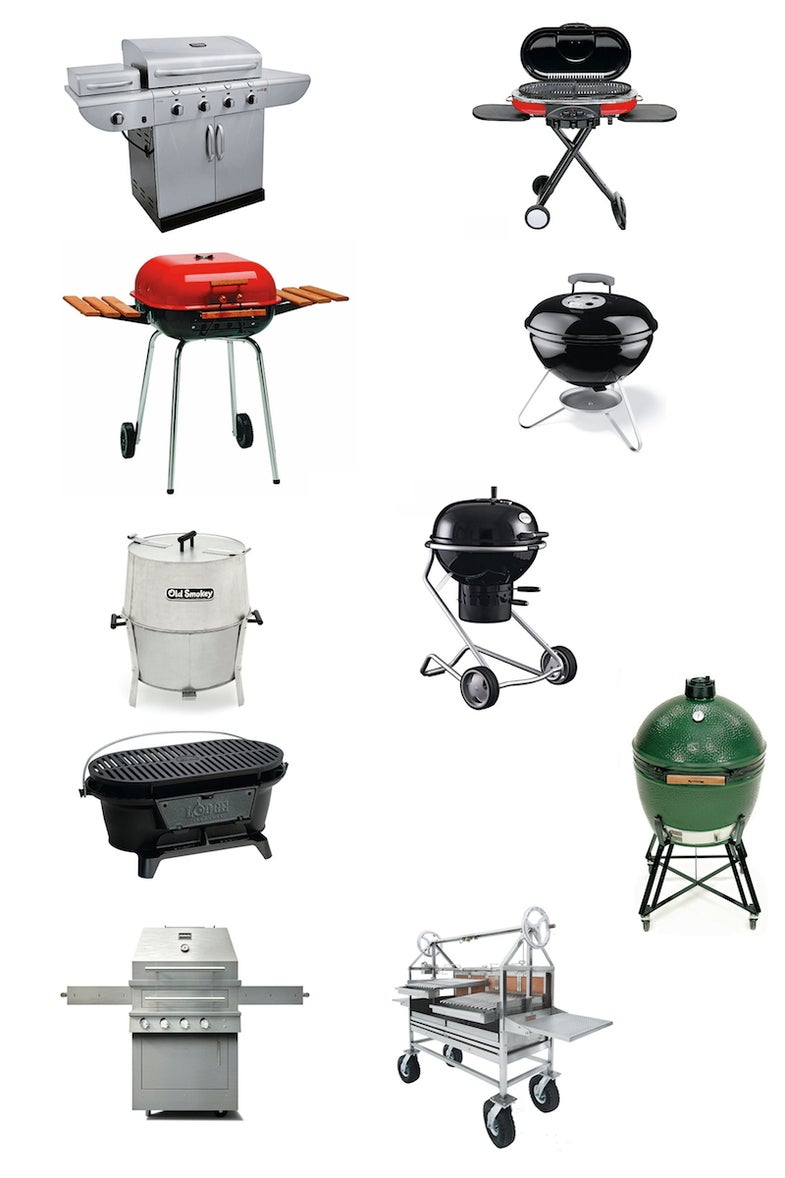 Our 10 Favorite Grills