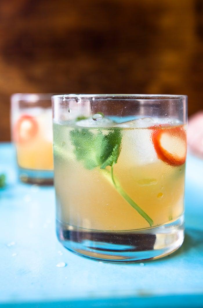 Friday Cocktails: Picante de la Casa