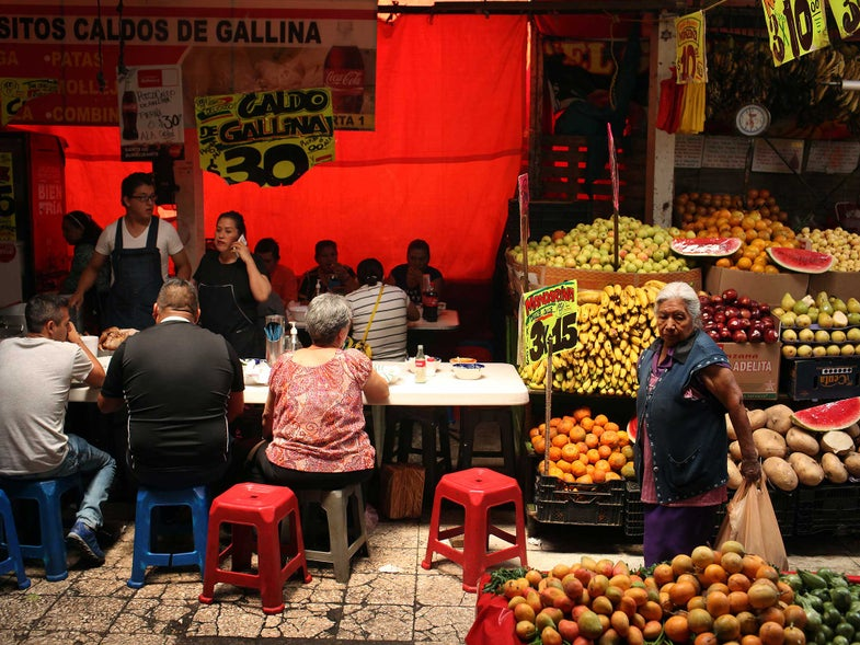 How to Eat Your Way Through La Merced, Mexico City's Largest and Most Delicious Market