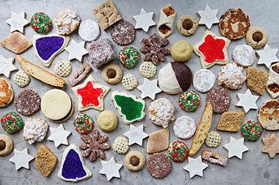 2014 Cookie Advent Calendar Recipes