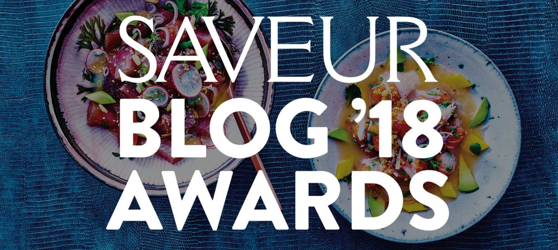 SAVEUR Blog Awards Nominations 2018
