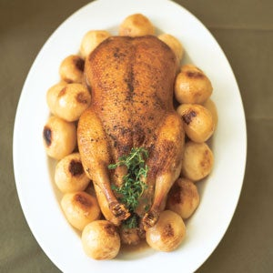 Braised Duck with Turnips