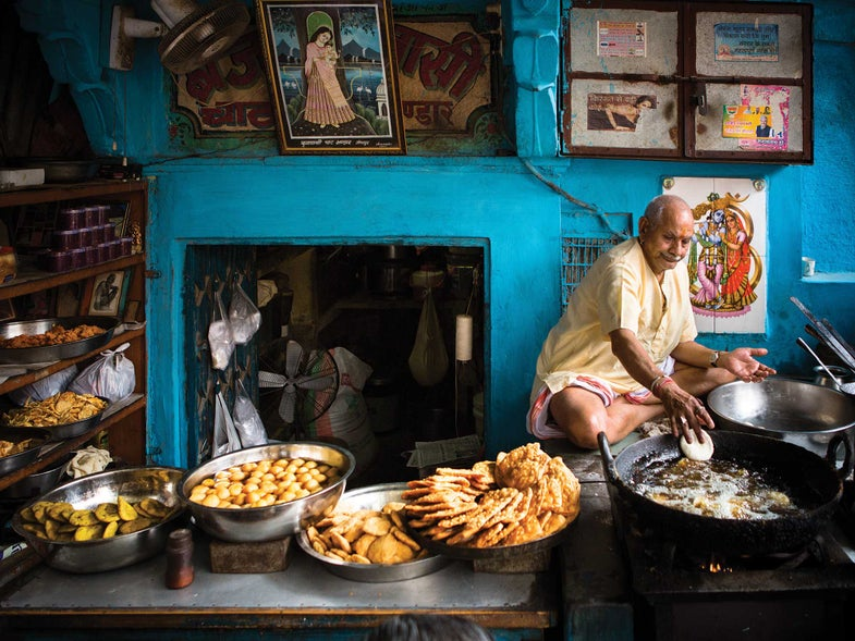 Rajasthan Fried Foods