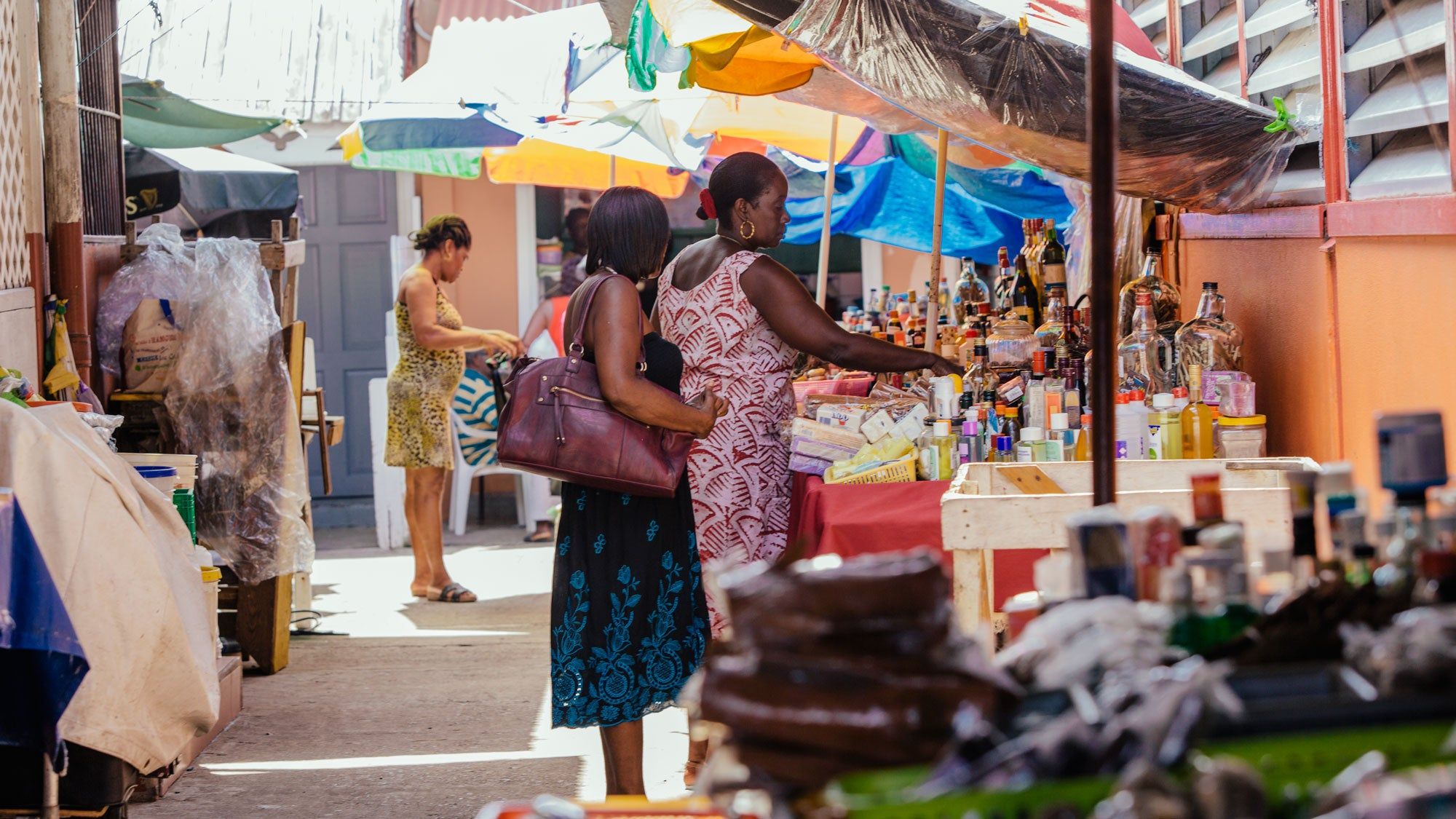 Why You Should Skip St. Lucia's Tourist Spots to Wander Through its Central Market