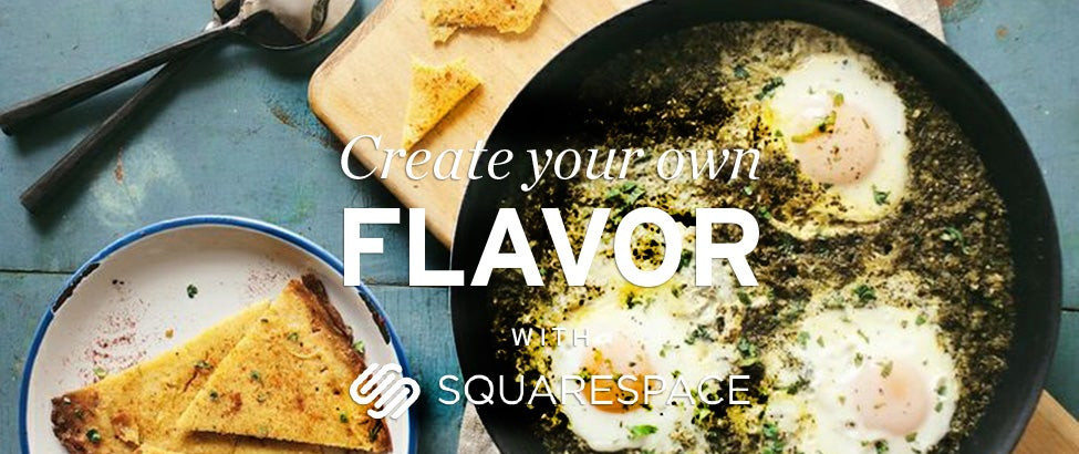 Create Your Culinary Website With Squarespace