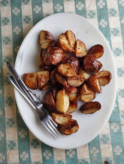 9 Baby Potatoes Recipes