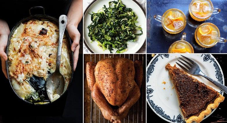 Menu: An Effortlessly Elegant Thanksgiving