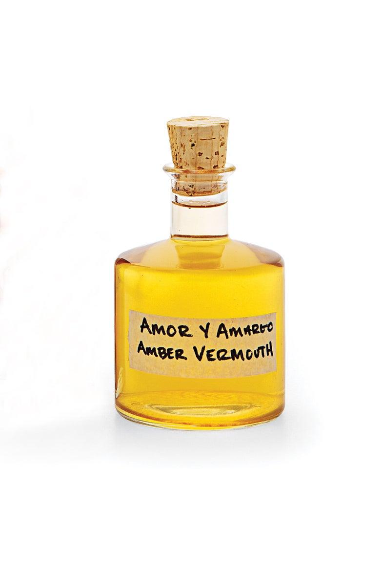 Amor y Amargo's Amber Vermouth