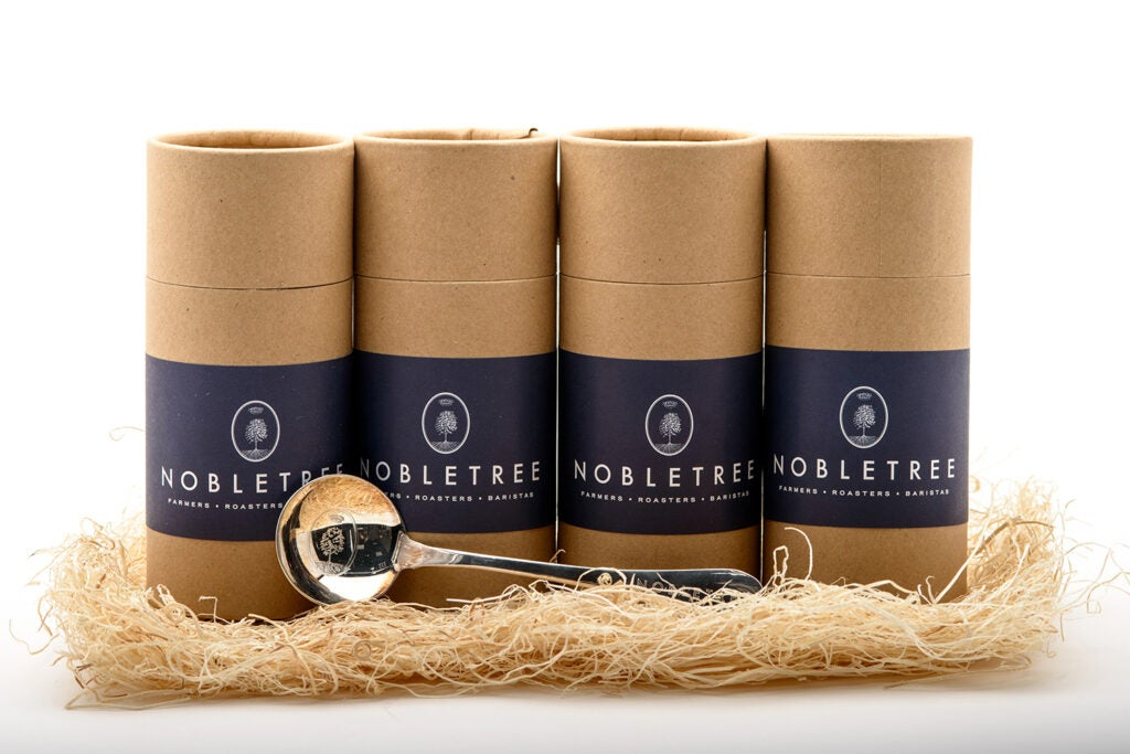 Nobletree coffee box