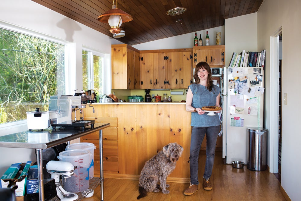 I Love My Kitchen Because: Molly Wizenberg