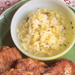 Yellow Hot Relish