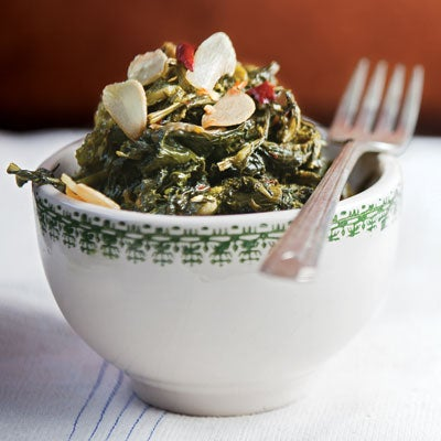 Slow-Cooked Broccoli Rabe